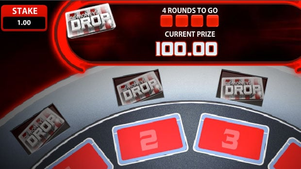 Million pound drop game