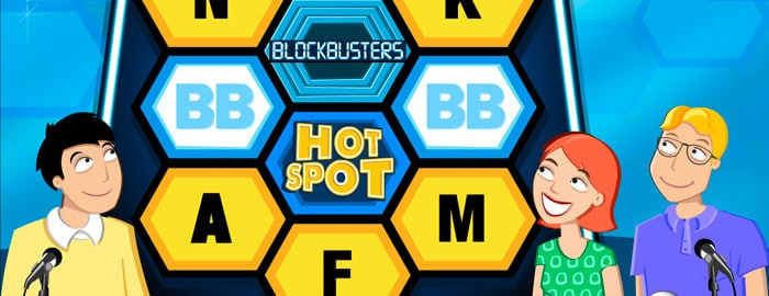 Blockbusters Scratch Card