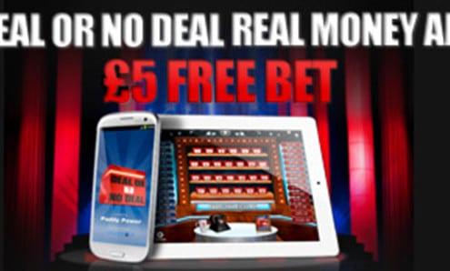 Deal Or No Deal Exclusive App