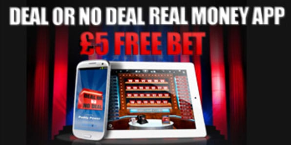 deal or no deal for real money
