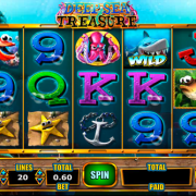 Deep Sea Treasure