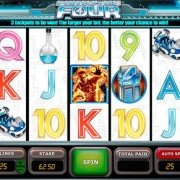 Fantastic Four Slot Game