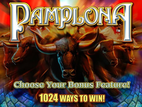 Pamplona Slot Game