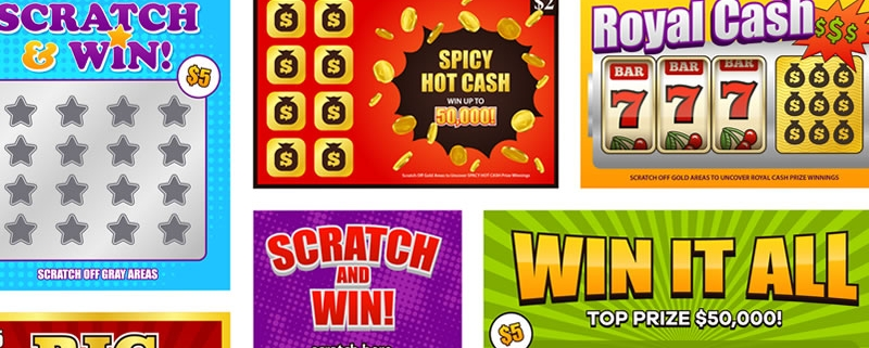 Online Scratch Cards Uk