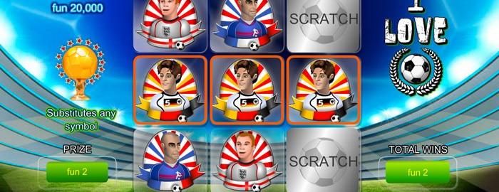 World Champions Scratch Card
